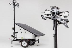 一个完整的远程监视装置
